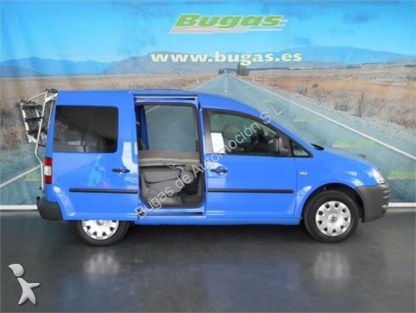 fourgon utilitaire volkswagen caddy 1 9 tdi 105 cv combi 5. Black Bedroom Furniture Sets. Home Design Ideas