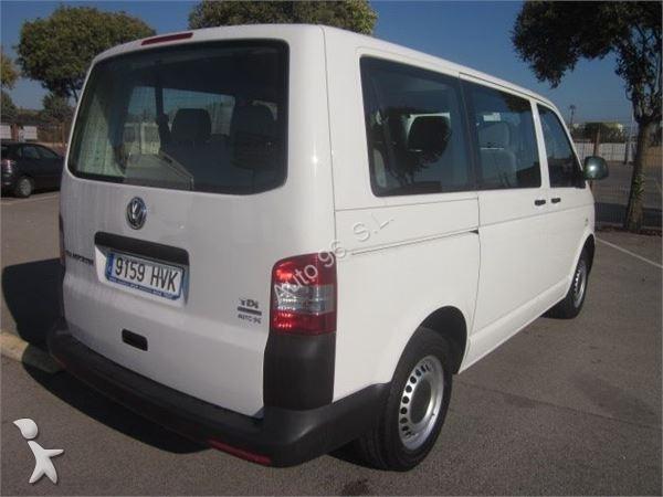 fourgon utilitaire volkswagen transporter 2 0 tdi 2 8t combi 9 pro bmt occasion n 1793955. Black Bedroom Furniture Sets. Home Design Ideas