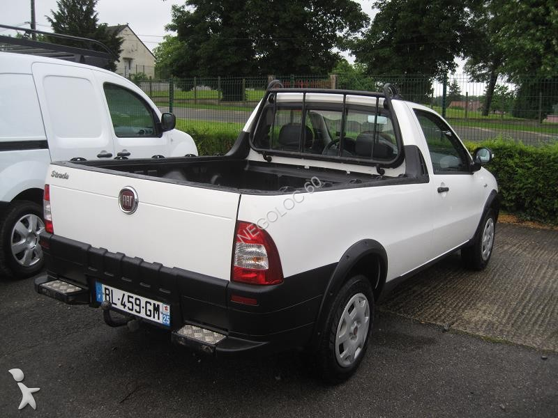 voiture fiat pick up 1 3 mjt 85 cv occasion
