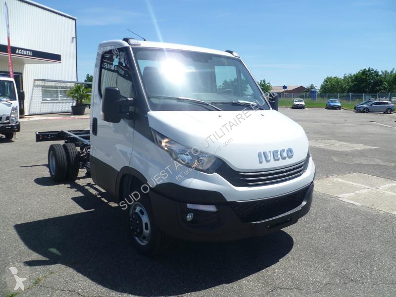 used iveco daily chassis cab 35c15 4x2 diesel n 1921068. Black Bedroom Furniture Sets. Home Design Ideas