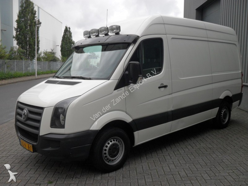 fourgon utilitaire volkswagen crafter 2 5tdi l2h2 occasion. Black Bedroom Furniture Sets. Home Design Ideas
