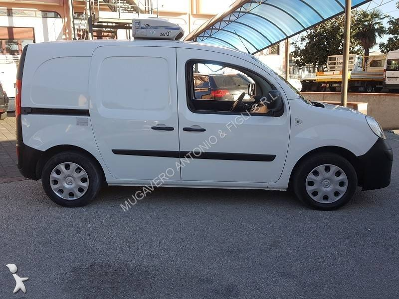 utilitaire frigo renault caisse positive kangoo 1 5 dci occasion n 1941621. Black Bedroom Furniture Sets. Home Design Ideas