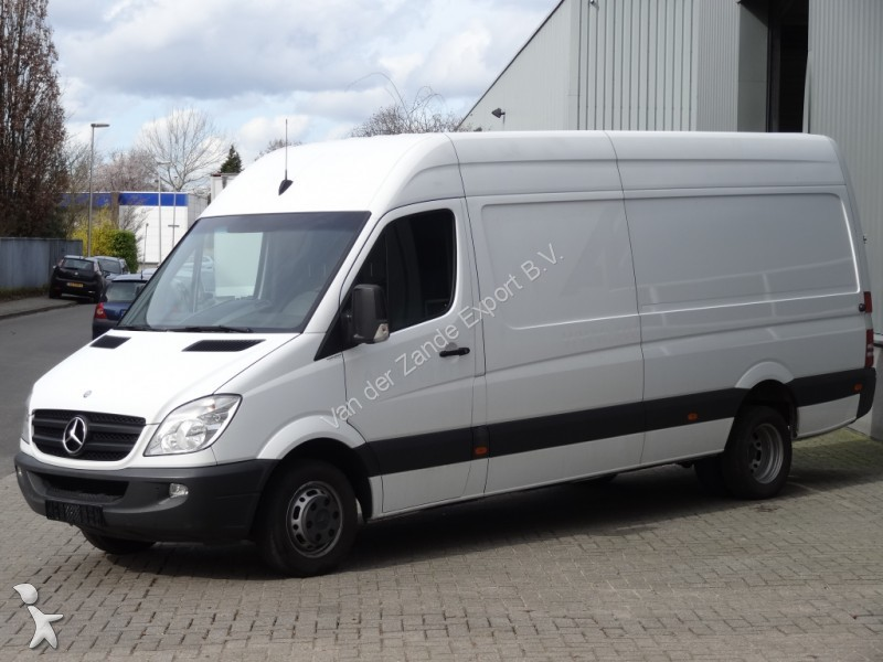 fourgon utilitaire mercedes sprinter 516 cdi maxi occasion n 1943748. Black Bedroom Furniture Sets. Home Design Ideas
