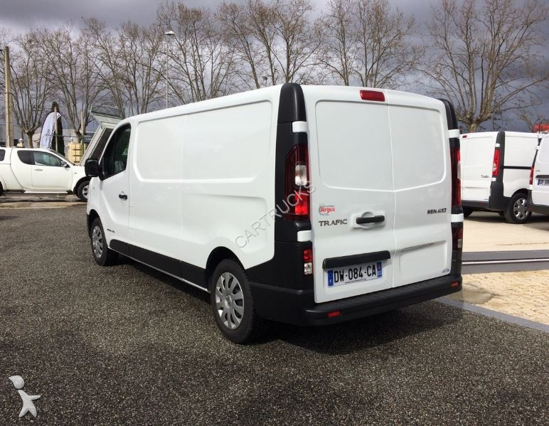 fourgon utilitaire renault trafic iii fg l2h1 1200 1 6 dci. Black Bedroom Furniture Sets. Home Design Ideas