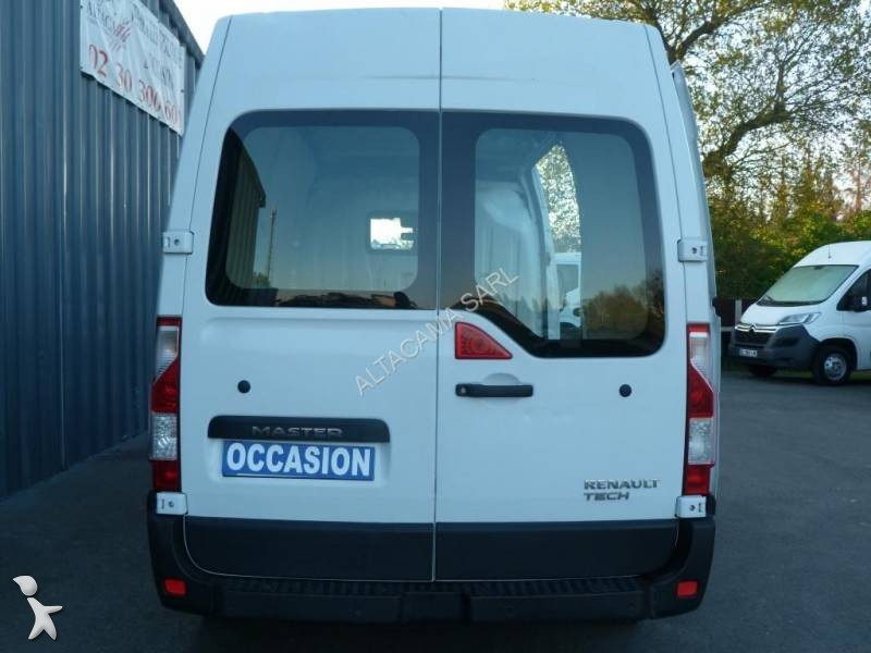 fourgon utilitaire renault master 100 dci occasion n 2013593. Black Bedroom Furniture Sets. Home Design Ideas