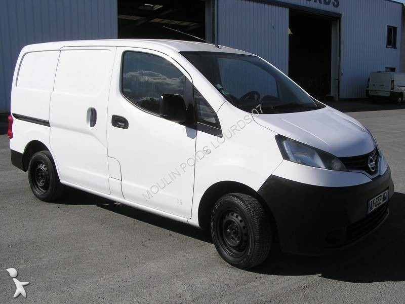 fourgon utilitaire nissan nv200 1 5 dci 90 gazoil occasion n 2117587. Black Bedroom Furniture Sets. Home Design Ideas