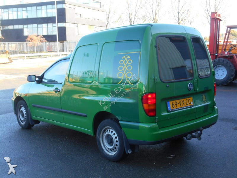 fourgon utilitaire volkswagen caddy 1 9 sdi van gazoil occasion n 2295236. Black Bedroom Furniture Sets. Home Design Ideas