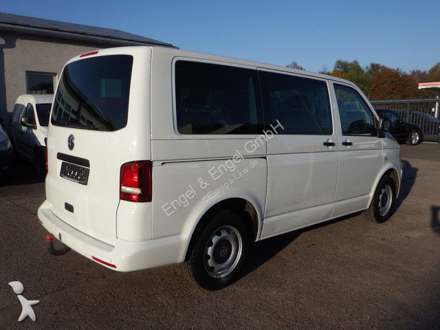 combi volkswagen transporter t5 2 0 tdi klima multivan. Black Bedroom Furniture Sets. Home Design Ideas
