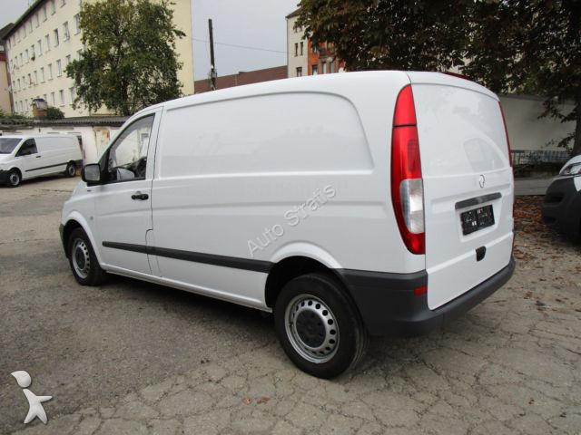 used mercedes cargo van vito 113 cdi kompact klima hu n 2315630. Black Bedroom Furniture Sets. Home Design Ideas