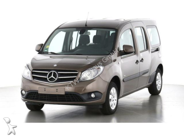 gebrauchter mercedes kombi citan 111 extralang 7 sitzer. Black Bedroom Furniture Sets. Home Design Ideas