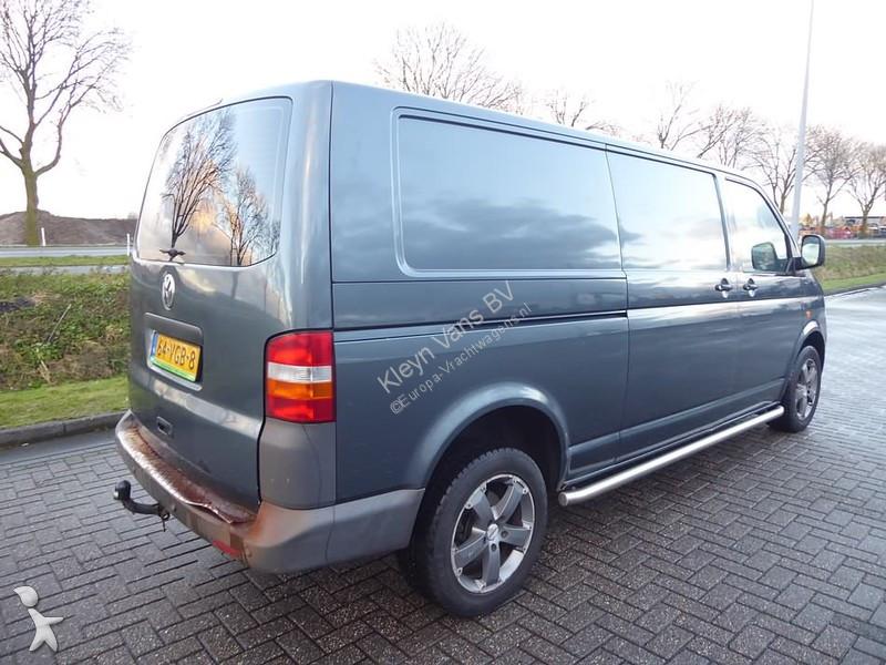 fourgon utilitaire volkswagen transporter 2 5 tdi 130pk l2h1 gazoil occasion n 2447359. Black Bedroom Furniture Sets. Home Design Ideas