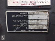 Voir les photos Véhicule utilitaire Renault MERITOR MS 17X/R:2.85