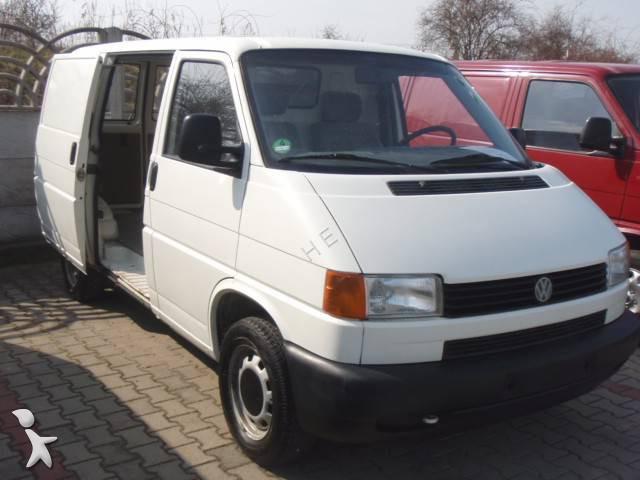 furgone volkswagen t4 1 9 td usato n 1256786. Black Bedroom Furniture Sets. Home Design Ideas