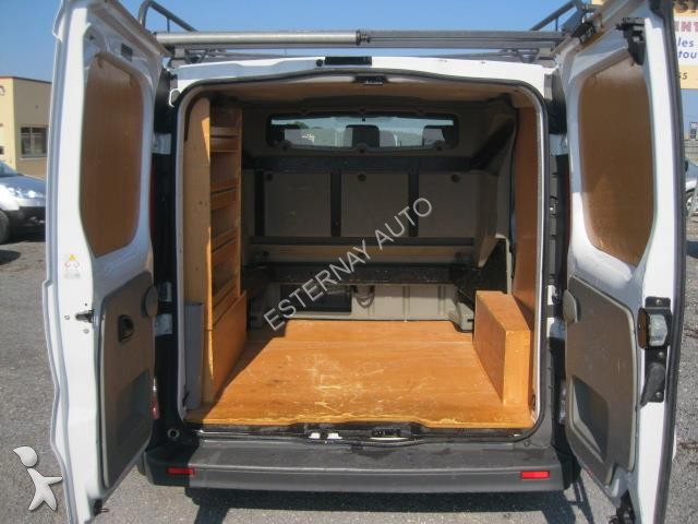 fourgon utilitaire renault trafic renault trafic l1h1. Black Bedroom Furniture Sets. Home Design Ideas
