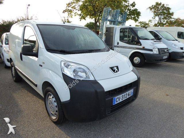 fourgon utilitaire peugeot bipper hdi occasion