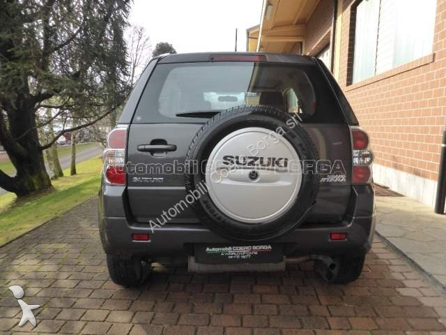 voiture suzuki grand vitara 1 6 16v 3 porte offroad 4wd. Black Bedroom Furniture Sets. Home Design Ideas