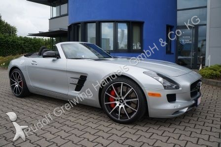 voiture mercedes cabriolet sls amg gt roadster occasion n 1943614. Black Bedroom Furniture Sets. Home Design Ideas