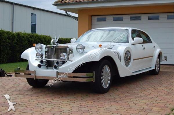 voiture lincoln town car excalibur umbau limousine. Black Bedroom Furniture Sets. Home Design Ideas