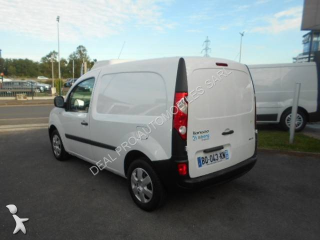 utilitaire frigo renault caisse positive kangoo express dci 85 occasion n 2038039. Black Bedroom Furniture Sets. Home Design Ideas
