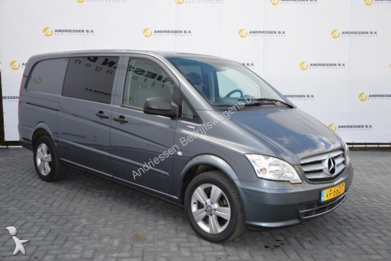 fourgon utilitaire mercedes vito 113cdi l2h1 automaat dc a. Black Bedroom Furniture Sets. Home Design Ideas