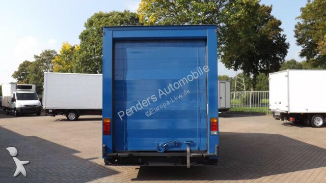 Fiat Garage Arnhem : Gebrauchter fiat koffer ducato tiefrahmen koffer tkm