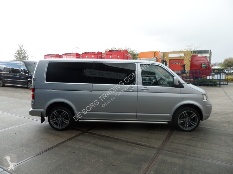 fourgon utilitaire volkswagen transporter t5 2 5tdi double. Black Bedroom Furniture Sets. Home Design Ideas