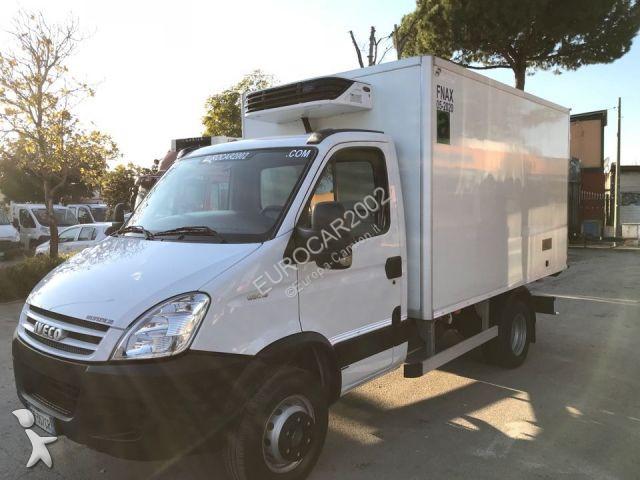 Used Iveco Daily Refrigerated Van 65c15 Frigo Mt 3 60 Atp 2020 N