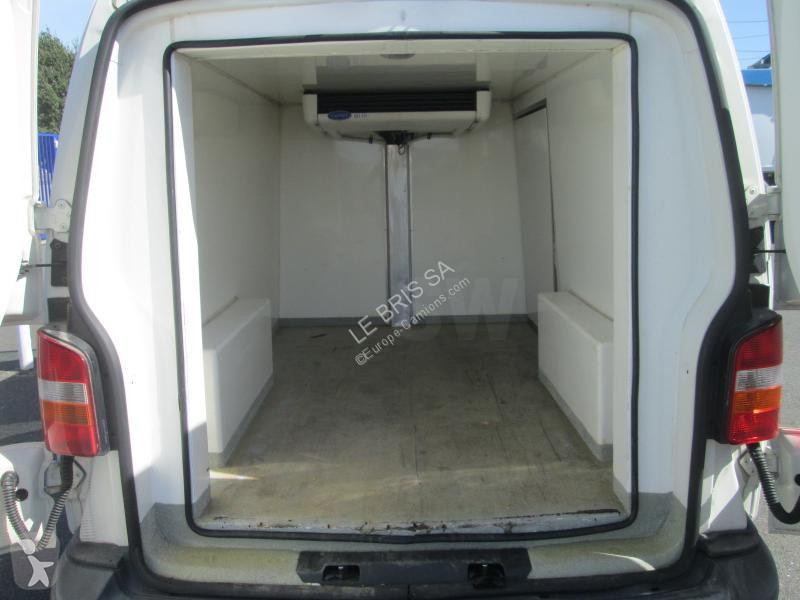 utilitaire frigo volkswagen transporter tdi 130 gazoil occasion n 2847396. Black Bedroom Furniture Sets. Home Design Ideas
