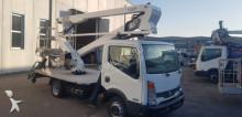 Vedeţi fotografiile Vehicul utilitar Nissan Piattaforma aerea Manotti modello GX 23.11