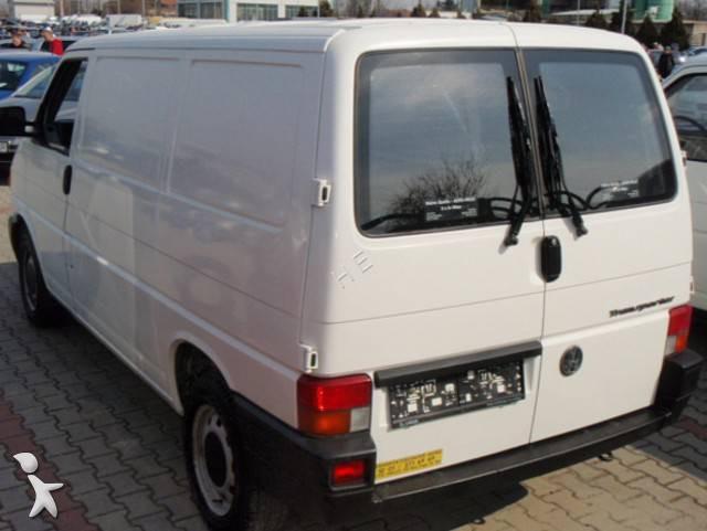 fourgon utilitaire volkswagen t4 1 9 td occasion n 1256786. Black Bedroom Furniture Sets. Home Design Ideas