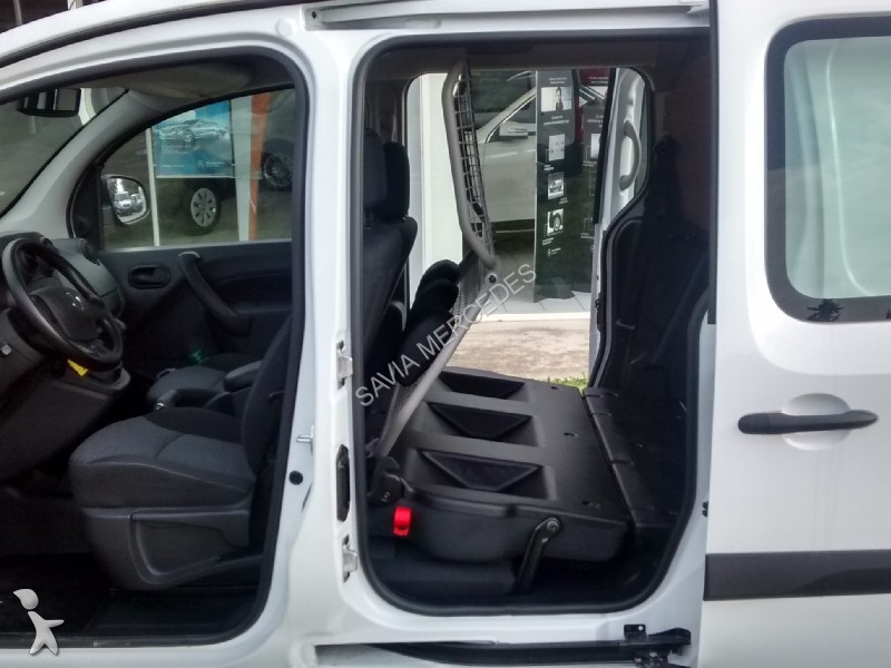 fourgon utilitaire mercedes citan 109 cdi extra long mixto occasion n 1285825. Black Bedroom Furniture Sets. Home Design Ideas