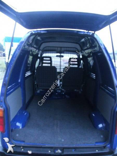 used piaggio porter cargo van s 85 - n°1296003