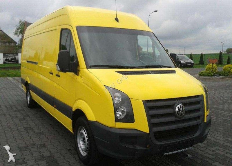 fourgon utilitaire volkswagen crafter crafter maxi full parktronik p t navi klima serwis. Black Bedroom Furniture Sets. Home Design Ideas
