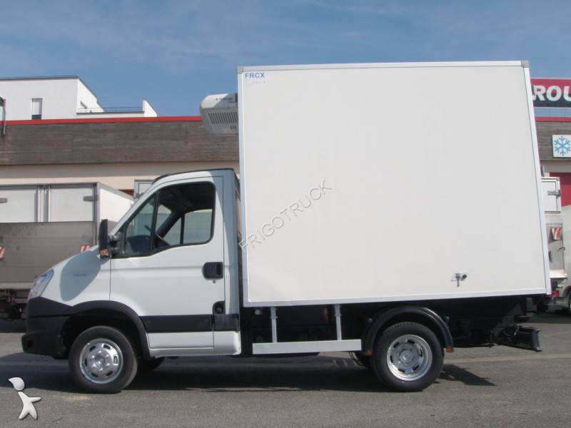 utilitaire frigo occasion iveco daily 35c15 hpi annonce n 1339064. Black Bedroom Furniture Sets. Home Design Ideas
