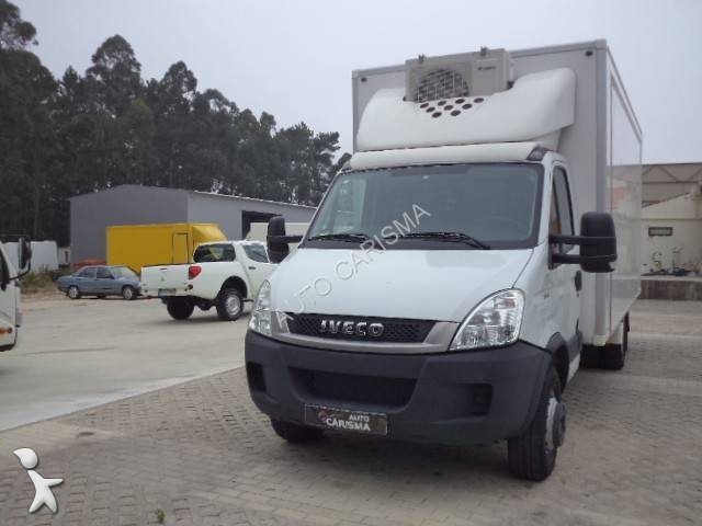 utilitaire magasin iveco daily occasion n 1466098. Black Bedroom Furniture Sets. Home Design Ideas