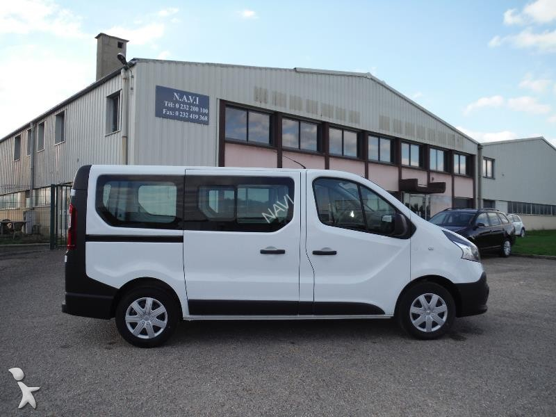 fourgon utilitaire occasion renault trafic 1 6 dci 90 cv. Black Bedroom Furniture Sets. Home Design Ideas