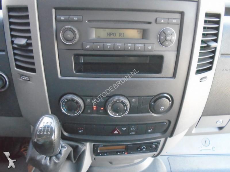 Used Mercedes Sprinter cargo van 516 CDI 4X4 L2/H2 4WD AWD ...