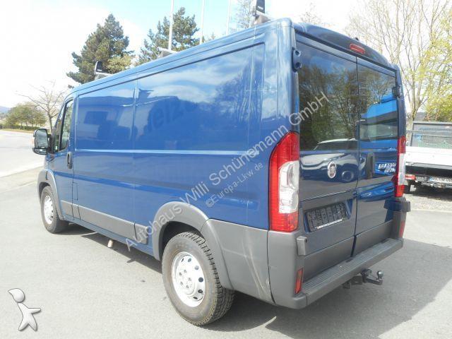 used fiat cargo van ducato 35 130 m jet l2h1 maxi euro5. Black Bedroom Furniture Sets. Home Design Ideas
