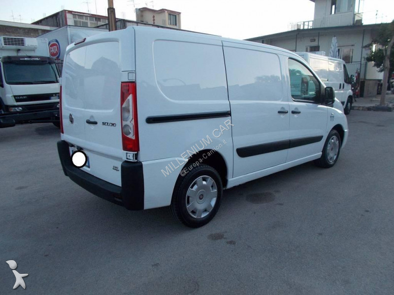 fourgon utilitaire occasion fiat scudo 2 0 mjt 130cv 2012. Black Bedroom Furniture Sets. Home Design Ideas