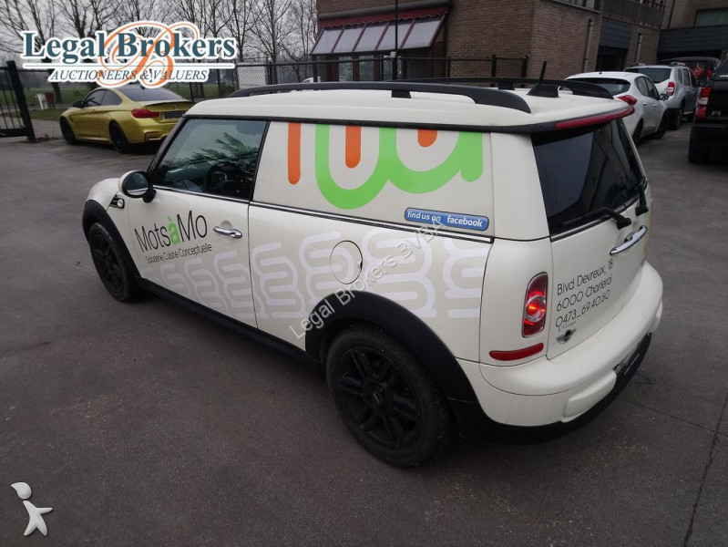 voiture mini cooper clubvan lichte vracht occasion n 2506957. Black Bedroom Furniture Sets. Home Design Ideas
