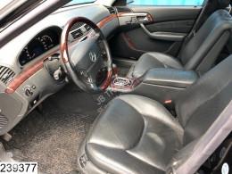 Voir les photos Véhicule utilitaire Mercedes S 600