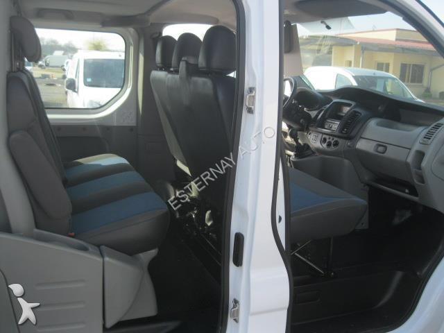 fourgon utilitaire renault trafic renault trafic l2h1. Black Bedroom Furniture Sets. Home Design Ideas