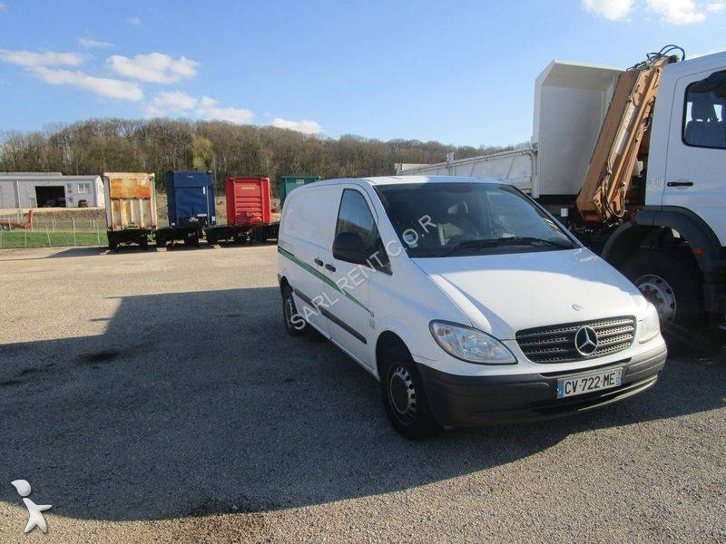 fourgon utilitaire occasion mercedes vito 111 cdi. Black Bedroom Furniture Sets. Home Design Ideas