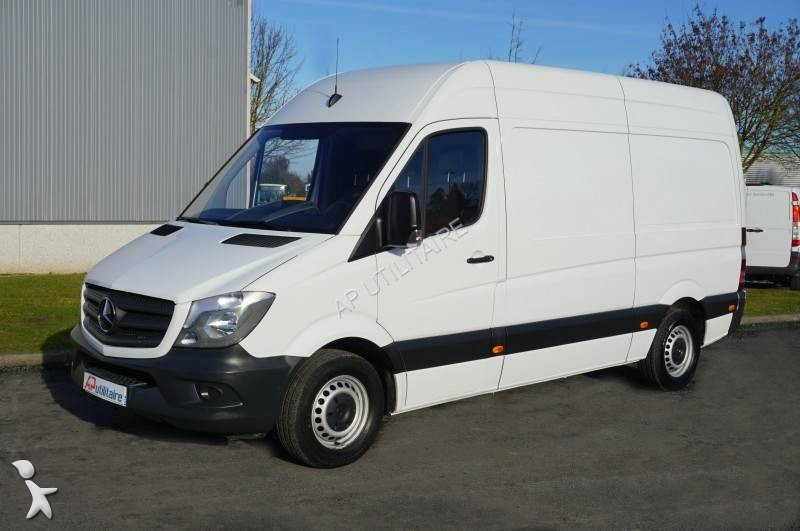 fourgon utilitaire mercedes sprinter 316 cdi 37s 4x2 occasion n 1935523. Black Bedroom Furniture Sets. Home Design Ideas