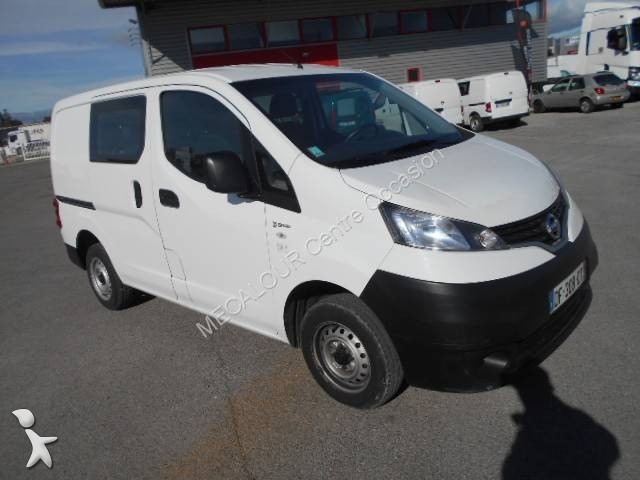 fourgon utilitaire nissan nv200 1 5 dci 90 4x2 occasion n 1946494. Black Bedroom Furniture Sets. Home Design Ideas