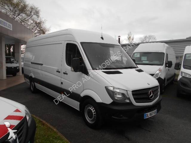 fourgon utilitaire mercedes sprinter 313 cdi 43s occasion n 1959911. Black Bedroom Furniture Sets. Home Design Ideas