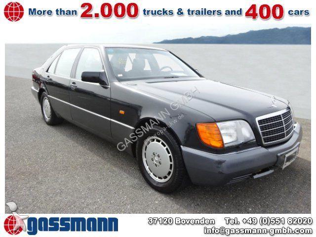 voiture mercedes cabriolet 500 sel limousine occasion n 2063585. Black Bedroom Furniture Sets. Home Design Ideas