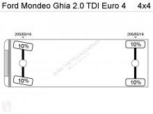 Voir les photos Véhicule utilitaire Ford Ghia 2.0 TDI Euro 4
