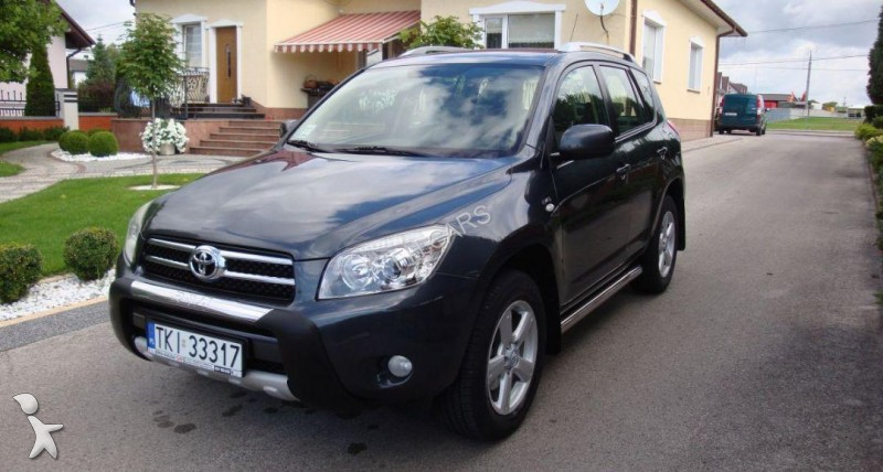 voiture 4x4 suv occasion toyota nc rav4 annonce n 1764794. Black Bedroom Furniture Sets. Home Design Ideas