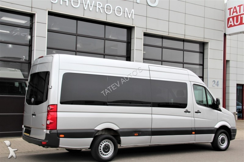 fourgon utilitaire volkswagen crafter 35 2 0 tdi l3h2. Black Bedroom Furniture Sets. Home Design Ideas